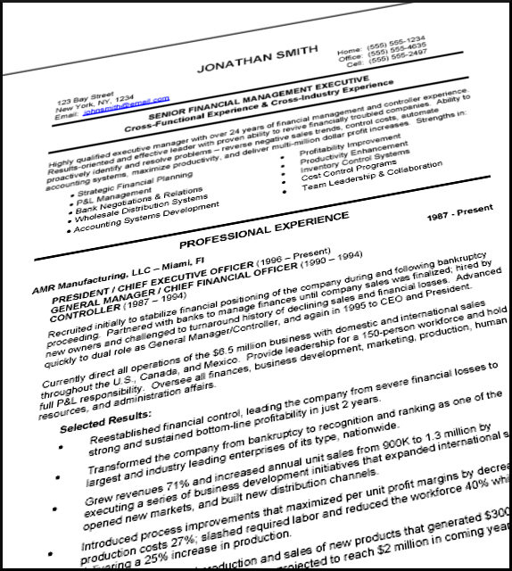 the worst résumé ever another fine mesh
