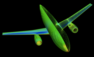 SU2 solution for the DLR-F6. Mesh from Pointwise.