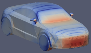 CFD solution from Aerodynamic on Demand.