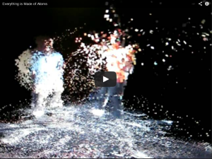 Everything is Made of Atoms. Screen capture from artists' video. (Click to go to artists' website.)