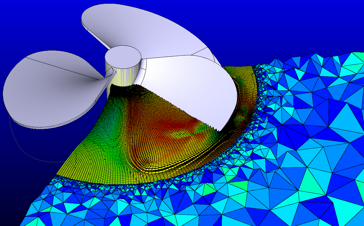 This week in cfd another fine mesh - Imagenes con animacion ...