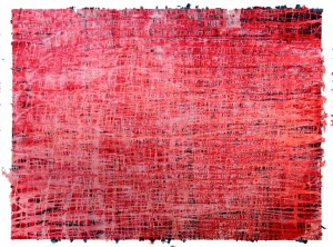 Michael Sandstrom, Red Mesh, 2006