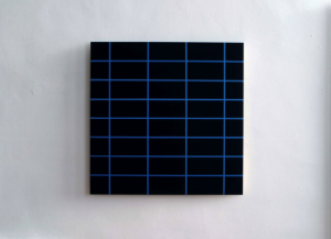 Winston Roethe, Blue Light Dark, 2006