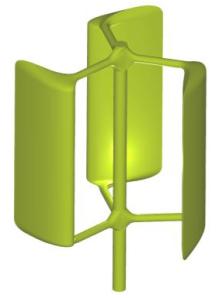 FFW-Fig1-VAWT-Geometry