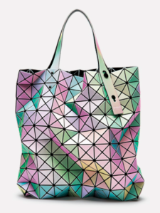 This delightful pastel Prism Rainbow bag from Bao Bao Issey Miyake is the perfect tote for any CFD conference.