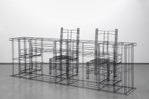 Noiz Architects presents their line of Wireframe Furniture, perfect for any CFDers office.