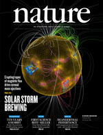 Congratulations to CEI for the use of EnSight to create the cover image of Nature magazine. Click image for article.