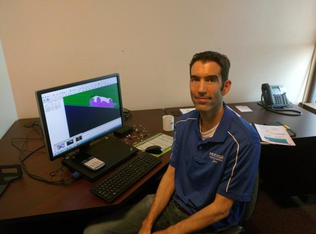 Zach Davis, Senior Engineer on the Sales & Marketing team.