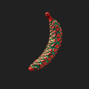 Dan Cretu, Banana, 2015. Image from That's Nerdalicious. See link above.