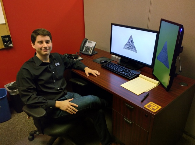Michael Mirsky, Product Development Engineer