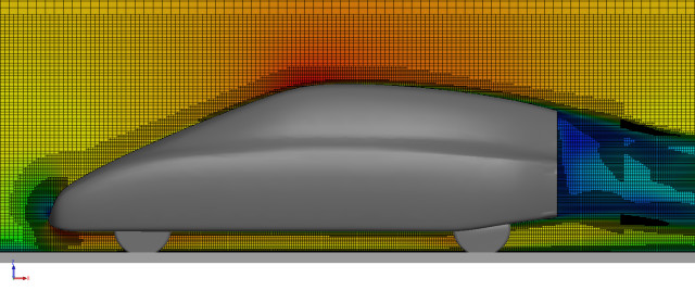 Reducing automotive emissions using CFD is the topic of an article about FloEFD from ENGINEERING.com. Image from ENGINEERING.com. Click image for article.