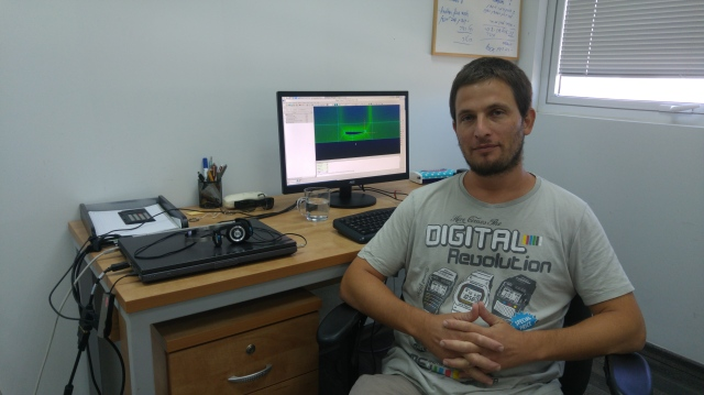 Etai Carmel, Software Specialist, Israeli CFD Center.