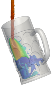 How might CFD provide insight into the brewing of beer? Image from Simscale. Click image for article.