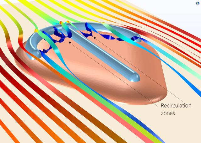 Parvancorina-CFD-simulation-CFD