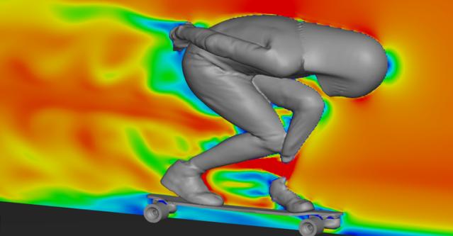 downhill-skateboard