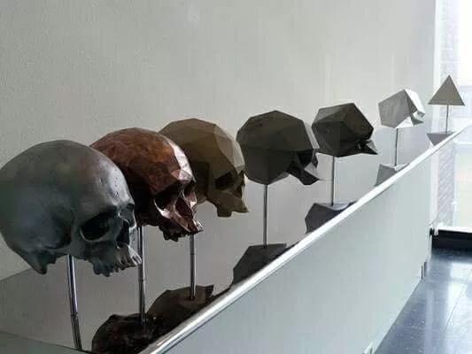 pixel-skull