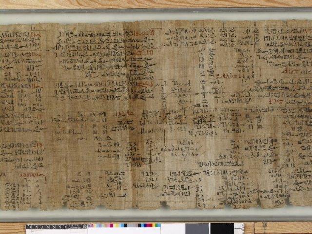 rhind-math-papyrus