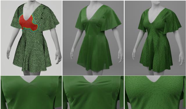 cloth-draping-mesh