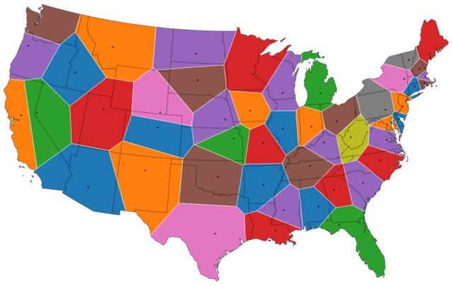 US-Voronoi